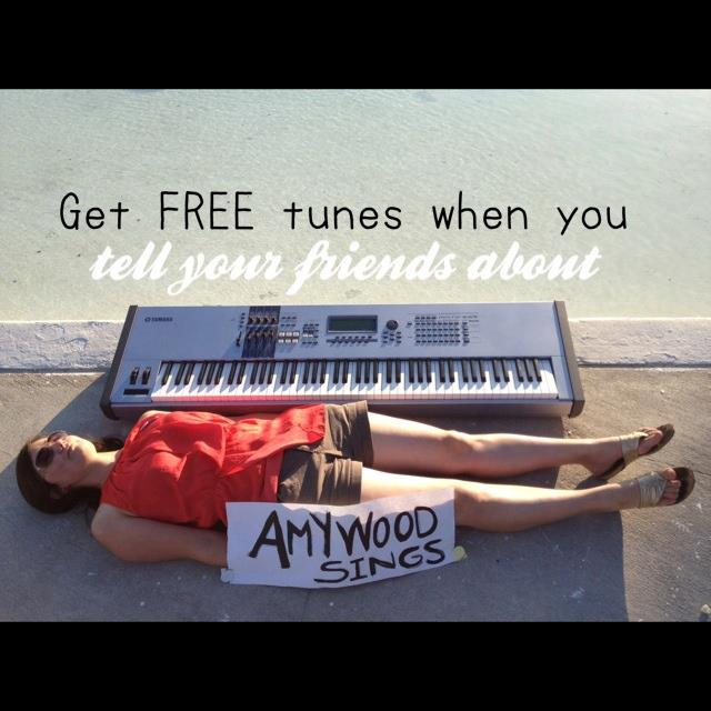 Free Music from Amy Wood
