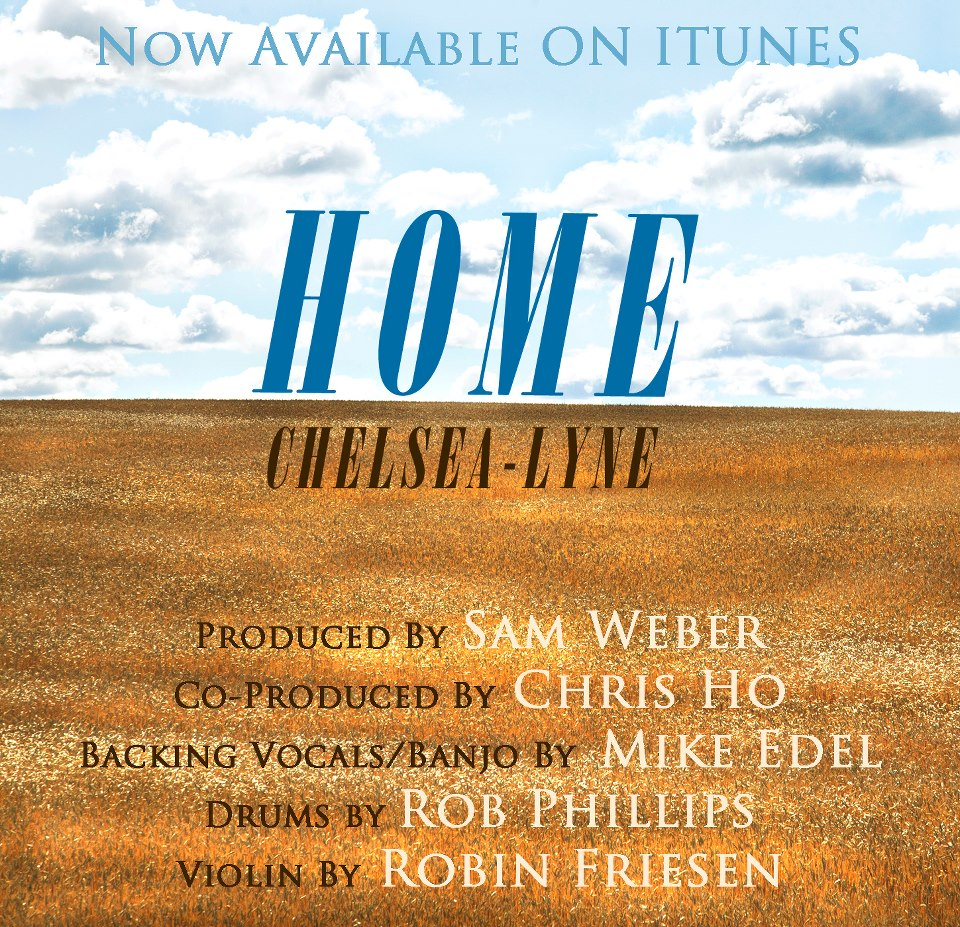 Chelsea-Lyne Heins new single Home