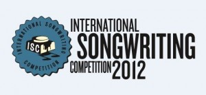 International Songwriting Competition 2012