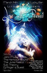 Love Will Prevail- Poster