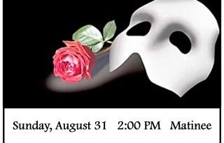 Phantom of The Opera Returns- Mary Winspear Centre