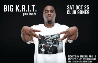 Big K.R.I.T- Club 9ONE9