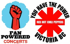 FanPowered Concerts- Red Hot Chili Peppers