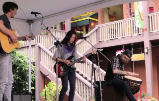 Video: Carmanah at Market Square (July 5, 2014)