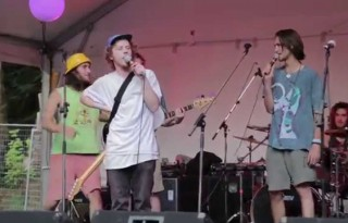 Video: Downtown Mischief at Rock of The Woods 2014 (July 25, 2014)