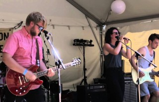 Video: Winston Wolfe at Rock of The Woods 2014 (July 27, 2014)