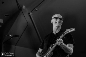 Kim Mitchell at Mary Winspear Centre Photo courtesy: Colin Smith Photography