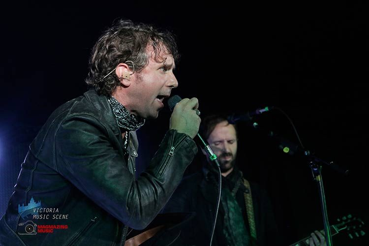The Trews at Distrikt Nightclub