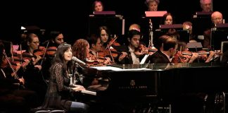 Chantal Kreviazuk and the Victoria Symphony
