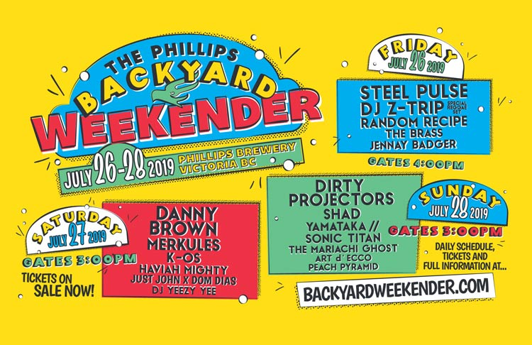 Phillips Backyard Weekender 2019