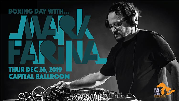 Mark Farina- Capital Ballroom