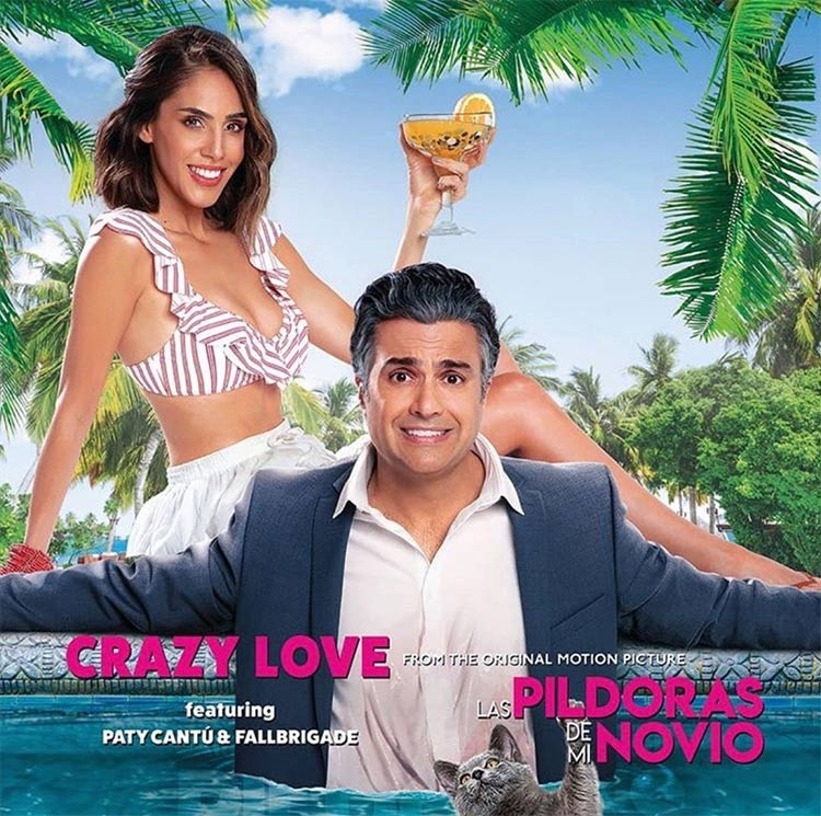 Paty Cantu feat. Fallbrigade- Crazy Love (Spanish Version)